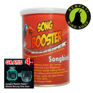 SONG BOOSTER SONG BIRD