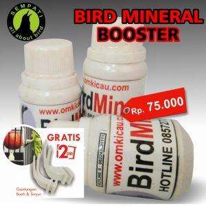 BIRD MINERAL BOOSTER