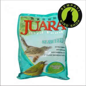 JUARA BIRD FOOD SEAWEED MINI PELLET
