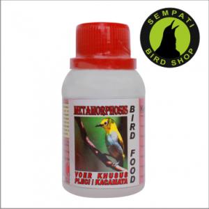 METAMORPHOSIS BIRD FOOD KHUSUS PLECI