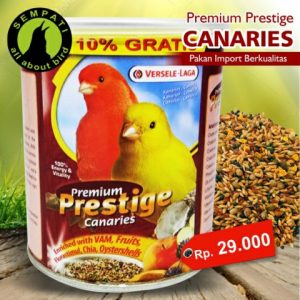 PRESTIGE CANARY