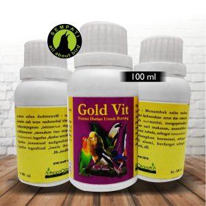 GOLD VIT GOC 100 ml