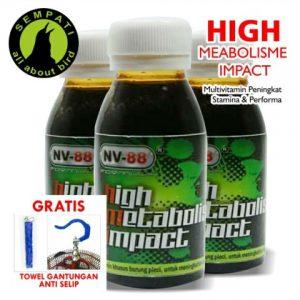 HIGH METABOLISME IMPACT