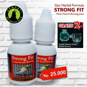 STRONG FIT GOC