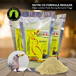 NUTRI CG FORMULA REGULER