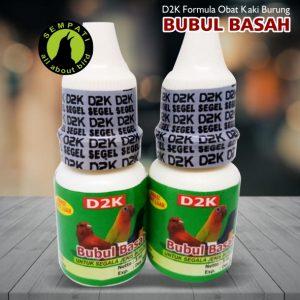 BUBUL BASAH D2K