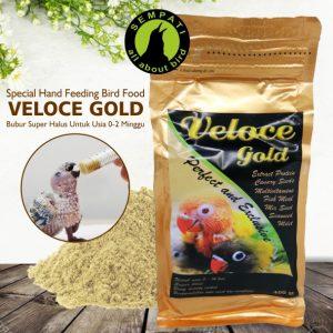 PAKAN VELOCE GOLD