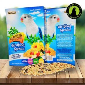 BEAUTIFUL HEALTH SMART ACTIV PAKAN HARIAN LOVEBIRD PROBIRD