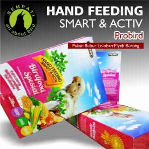 HAND FEEDING SMART ACTIV PROBIRD