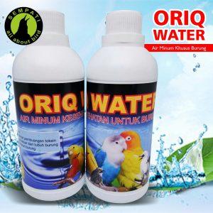 ORIQ WATER