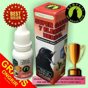 super gacor 7 element herbal sempati