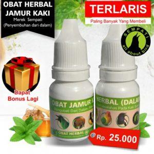 Obat Jamur Kaki Herbal Dalam Sempati elevenia lazada yg lain