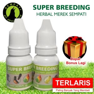 SUPER BREEDING HERBAL SEMPATI