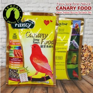 FANCY CANARY FOOD TONER