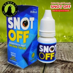 SNOT OFF