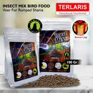 INSECT MIX 100