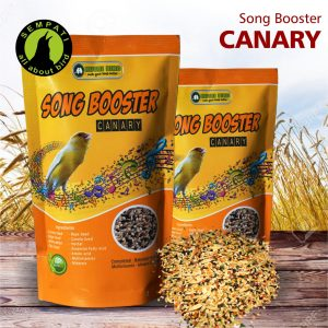 SONG BOOSTER CANARY NUTRIBIRD