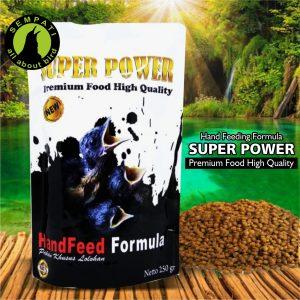 SUPER POWER HAND FEEDING LOLOHAN