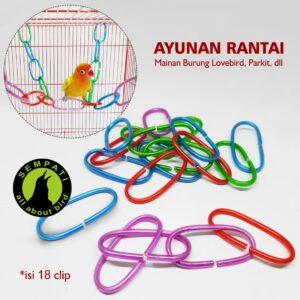AYUNAN RANTAI SAMBUNG CLIP C