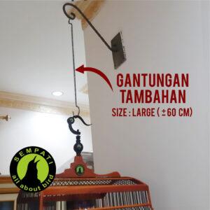 GANTUNGAN SAMBUNGAN LARGE SIZE PANJANG BESAR