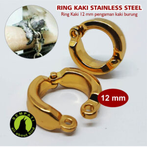 RING STAINLESS STEEL 12