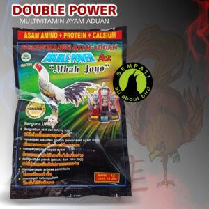 DOUBEL POWER AYAM JAGO market