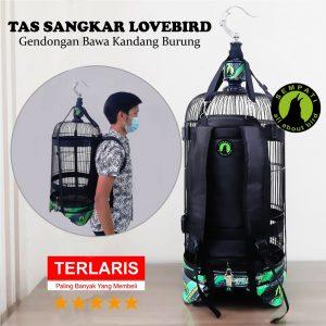 TAS GENDONG LOVEBIRD SEMPATI market