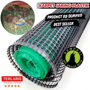 KARPET JARING PLASTIK market